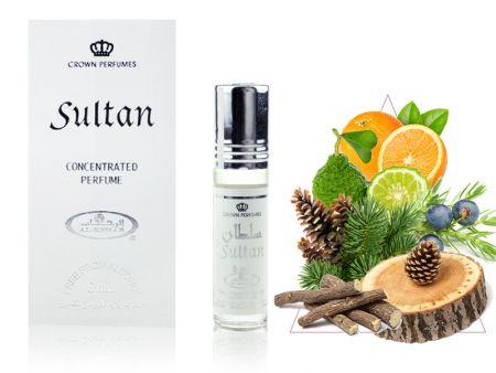 Al Rehab масляные духи Sultan, 6 ml (Мужской)