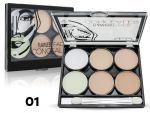 Консилер DoDoGirl Flawless Face Concealer, 6 цветов, ТОН 01