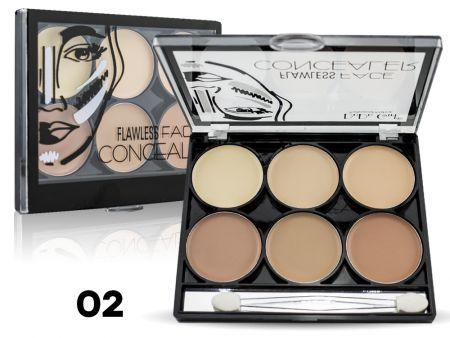 Консилер DoDoGirl Flawless Face Concealer, 6 цветов, ТОН 02