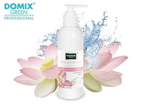 Крем-пенка для снятия макияжа Domix (2317), 200 ml