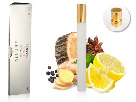 Мини парфюм Chanel Allure Homme Sport, 15 ml