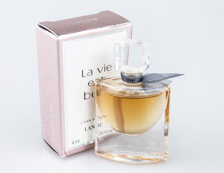 Миниатюра духов Lancome La Vie Est Belle, Edp, 4 ml
