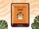 Питательная тканевая маска Bioaqua Animal Face Tiger (2249), 30 г