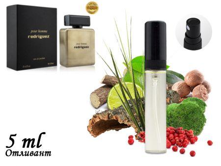 Пробник Fragrance World Pour Homme Redriguez, Edp, 5 ml (ОАЭ ОРИГИНАЛ) 554