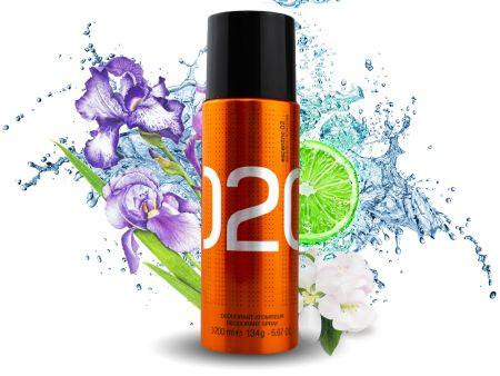 Спрей-парфюм для женщин Escentric Molecules Escentric 02, 200 ml