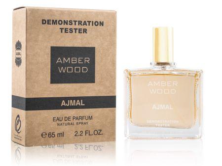 Тестер Ajmal Amber Wood, Edp, 65 ml (Dubai)