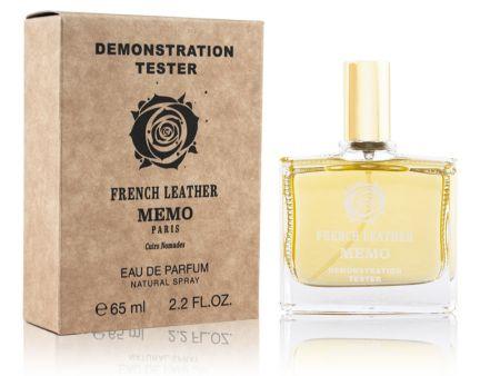 Тестер Memo French Leather, Edp, 65 ml (Dubai)