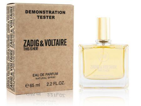 Тестер Zadig & Voltaire This Is Her!, Edp, 65 ml (Dubai)