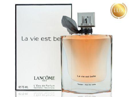 Тестер Lancome La Vie Est Belle, Edp, 75 ml (ЛЮКС ОАЭ)