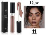 Жидкая матовая помада Dior Rouge Dior Liquid, ТОН 11